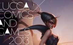 Fumetti, al via giovedì Lucca Comics 2013