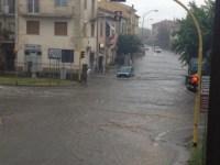 Il nubifragio abbattutosi su Arezzo