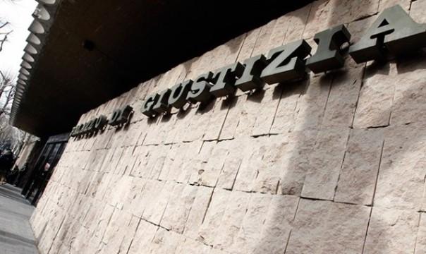Il palazzo di giustizia di Siena
