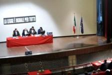 Il processo per il naufragio della Concordia che si tiene al Teatro Moderno di Grosseto