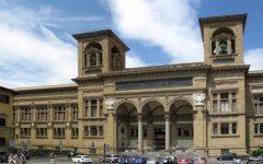 Maltempo Firenze, infiltrazioni d'acqua alla Biblioteca Nazionale