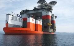 Concordia, Costa Crociere opziona nave semisommergibile per trasporto