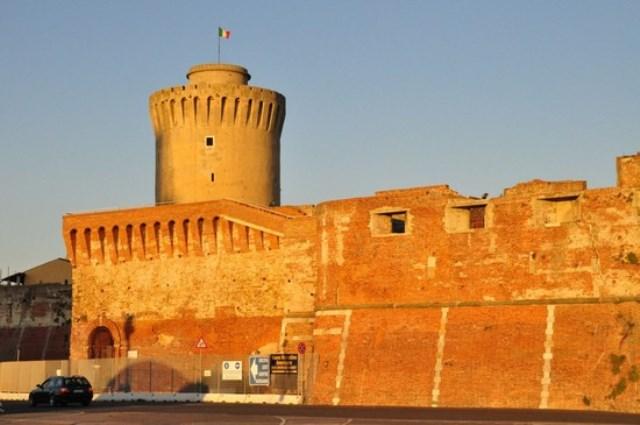 La Fortezza Vecchia a Livorno