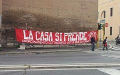 Acampada: a Roma cessa l'assedio, per ora