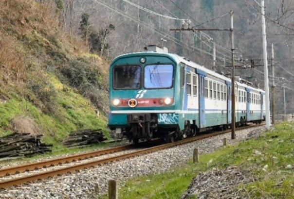 La storica linea ferroviaria Porrettana