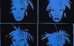 Uffizi, lezioni per i ragazzi sotto l'autoritratto di Warhol