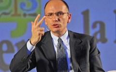 Letta dialoga a distanza con Matteo Renzi