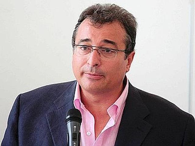 Luca Lunardini ex sindaco di Viareggio