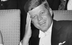 Lucca, si ricordano i 50 anni dell'assassinio Kennedy
