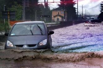 Maltempo in Toscana, danni, frane, allagamenti