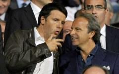 Fiorentina, Renzi: «Ci dirà sel vuol restare al Franchi»