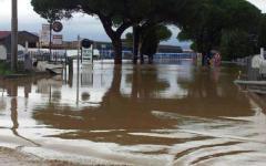 Alluvione Grosseto: più sicuro l'argine del fiume Albegna