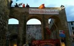 Lucchini: i sindacati occupano la Fortezza di Piombino per protesta