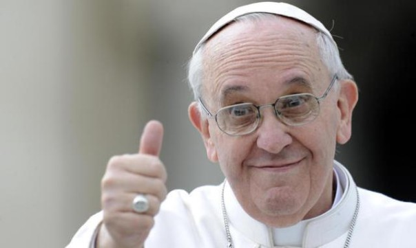 Papa Francesco benedice gruppo di gay fiorentini