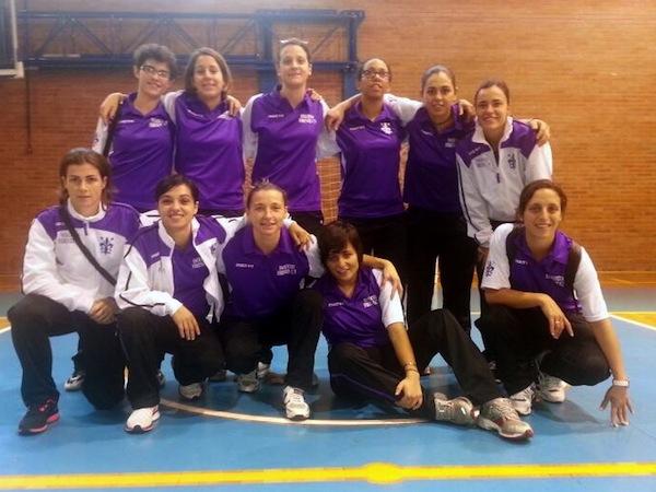 La squadra dell'Isolotto Firenze