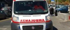 Principio d'incendio su un'ambulanza, ritardi nel trasferimento di una neonata cardiopatica