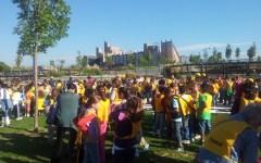 Puliamo il mondo, riflettori sul nuovo parco di San Donato
