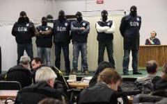 Stragi mafiose, processo Tagliavia