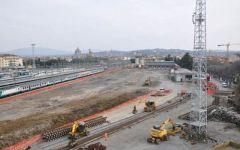 Tav Firenze, No Tunnel: «Stop all'opera o rischio crolli degli edifici»