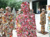 Trash art, in Toscana la capitale