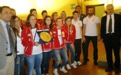 Il CONI premia il meglio dello sport a Firenze