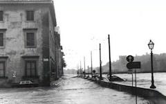 L'alluvione di Firenze, il 4 novembre 1966