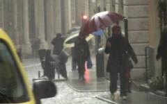 Maltempo, sull'Italia è arrivata la perturbazione «Furia»