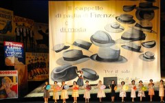 Omaggio a Rota con «Il cappello di paglia di Firenze»