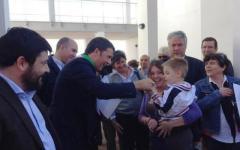 Renzi: «Basta discutere dell'Imu, va affrontata l'emergenza casa»