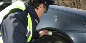 L'obbligo delle gomme invernali è già scattato il 1 novembre su alcune strade