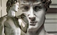 David di Michelangelo, allo studio una protezione sismica