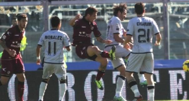Il Livorno batte l'Atalanta