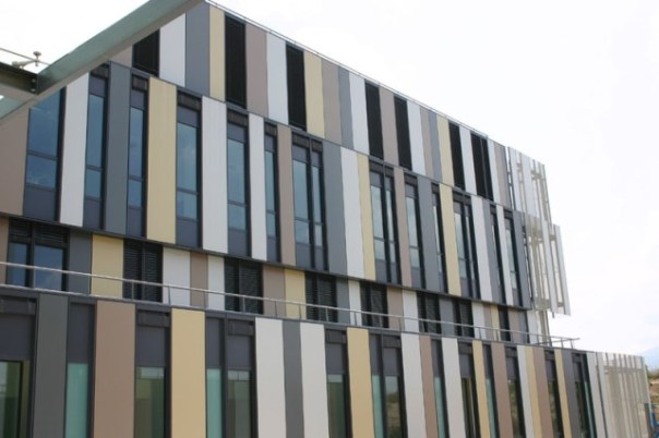 Il nuovo ospedale di Lucca