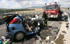 Incidenti stradali, in netto calo morti e feriti
