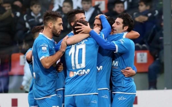 L'Empoli sbanca La Spezia