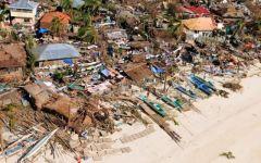 Tifone Filippine, medici specialisti pisani in preallarme
