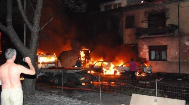 La strage di Viareggio, correva il 29 giugno 2009