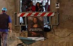 Gioconda, pellegrinaggio delle tv a Firenze per i resti di Monnalisa