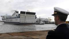 Livorno, nuovo terminal per le navi da crociera