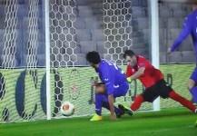 Il gol di Matos in Romania: domani gioca ancora lui