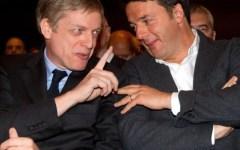 Il Pd del 25 ottobre 2014: Renzi alla Leopolda con i finanzieri; Cuperlo in piazza con la Camusso