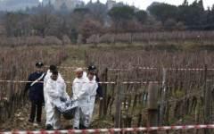 Prato, cadavere di donna sepolto in un campo (Audio)