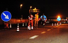 Autostrada A1: chiusura per due notti (14 e 16 febbraio) del casello di Calenzano Sesto Fiorentino