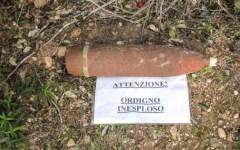 Parà della Folgore trovano 2 bombe a nord di Grosseto