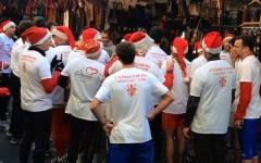 Canottieri Firenze, la corsa della vigilia di Natale