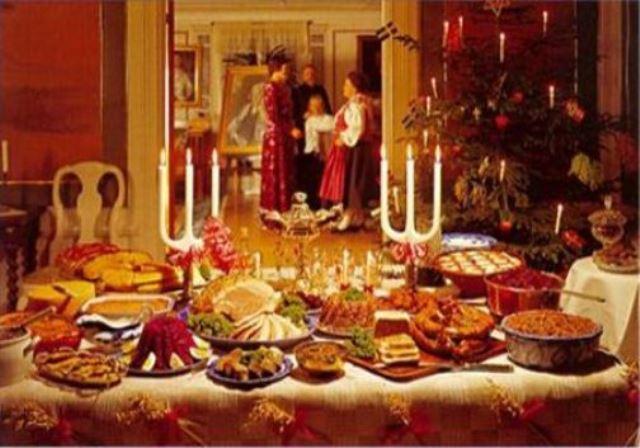 Cenone e pranzo di Natale non si piegano alla crisi