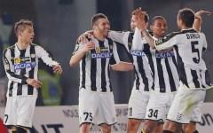 Calcio: Livorno battuto dall'Udinese, labronici sempre più giù