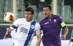 Fiorentina: grande attesa per il big match con l'Inter. Ma si ferma Pasqual: 3 settimane di stop