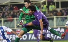 Fiorentina, Matos titolare con l'Udinese. Matri in panchina