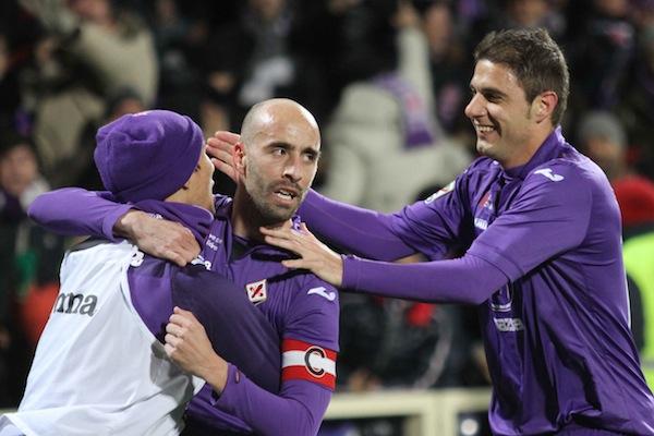Borja Valero parteciperà con i compagni della Fiorentina a una tournèe in Sudamerica a fine luglio